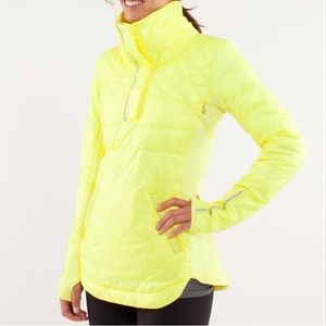 LULULEMON 🍋 What the Fluff Pullover Size 8